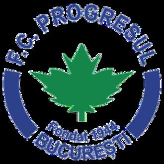 AS Progresul București - Image: FC Progresul Bucuresti