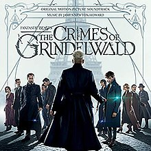 Fantastic Beasts The Crimes of Grindelwald Album Cover.jpg