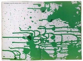 Mémoires - 'A splendid landscape that Bernard Buffet often painted': a page spread in Fin de Copenhague