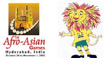 First Afro-Asian Games Logo and Mascot.PNG