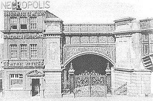 London Necropolis railway station