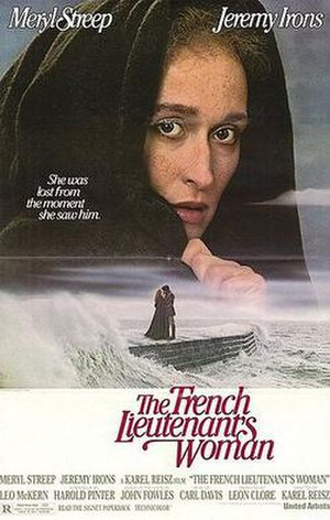 The French Lieutenant's Woman (film) - Original film poster