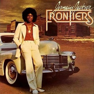 Frontiers (Jermaine Jackson album) - Image: Frontiers