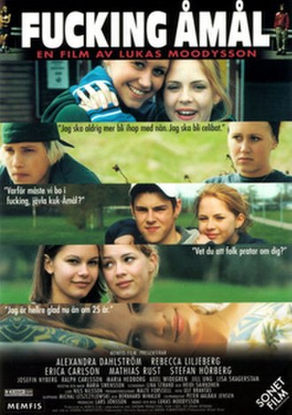 Show Me Love (film) - Image: Fucking Åmål original poster