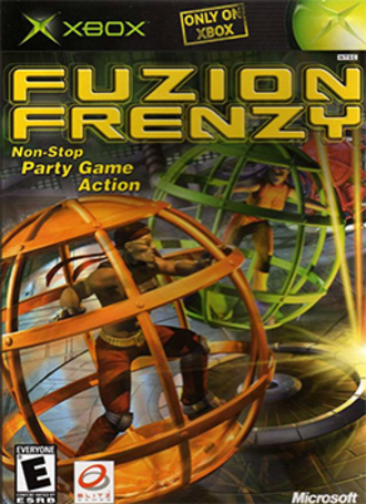 Fuzion Frenzy - Image: Fuzion Frenzy Coverart