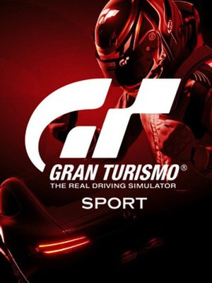Gran Turismo Sport - Day One Edition cover art