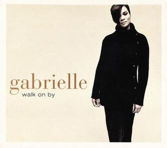 Walk On By (song) - Image: Gabrielle Walk CD