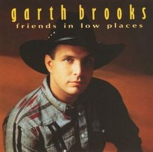Friends in Low Places - Image: Garth Brooks Friends in Low Places