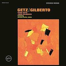 Getz/Gilberto cover