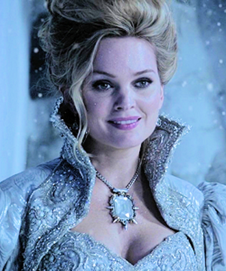 Glinda the Good Witch - Sunny Mabrey as Glinda in the TV series Once Upon a Time