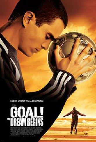 Goal! (film) - U.S. theatrical poster