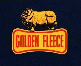 Golden Fleece Company - Image: Golden Fleece Logo