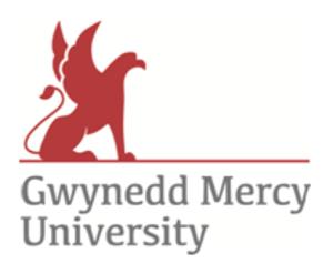 Gwynedd Mercy University - Image: Gwynedd mercy university logo