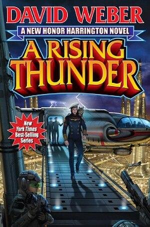 A Rising Thunder - Original cover