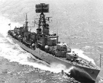 HMS Barrosa (D68) - HMS Barrosa