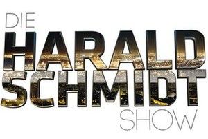 Die Harald Schmidt Show - Image: Haraldschmidtshow