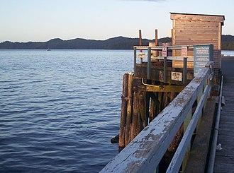Port Hardy - Image: Hardydock