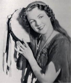 Helen Roberts singer and actress
