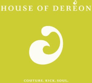 House of Deréon - House of Deréon logo.
