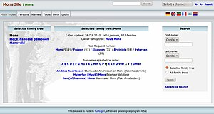 HuMo-gen - Image: Hu Mogen screenshot