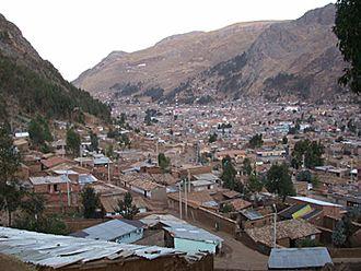 Huancavelica - Huancavelica