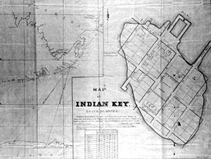 William Cooley - Indian Key c. 1840