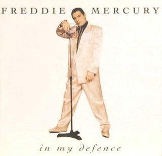 1992 single by Freddie Mercury