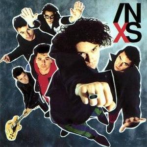 X (INXS album) - Image: Inxs X