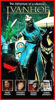 <i>Ivanhoe</i> (1982 film) 1982 UK TV film directed by Douglas Camfield