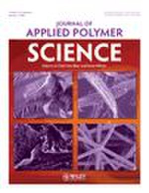 Journal of Applied Polymer Science - Image: JAPS Cover 09
