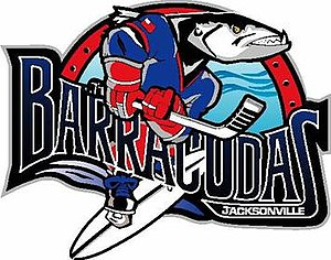 Jacksonville Barracudas - Image: Jacksonville Barracudas