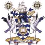 James Cook University Armorial Ensigns.png