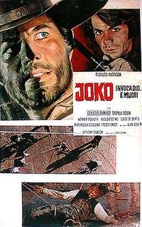 <i>Vengeance</i> (1968 film) 1968 film by Antonio Margheriti