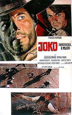 Vengeance (1968 film) - Image: Joko Vengeance (1968 film)
