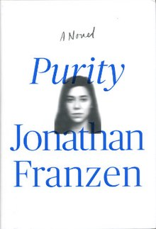 Jonathan Franzen, Purity, cover.jpg
