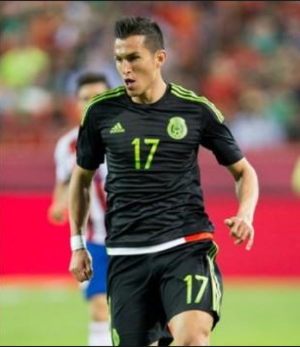 Jorge Torres Nilo - Torres Nilo playing with Mexico in 2015