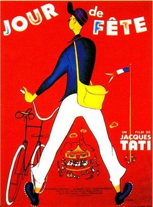 Jour de fête - Image: Jour de fete poster