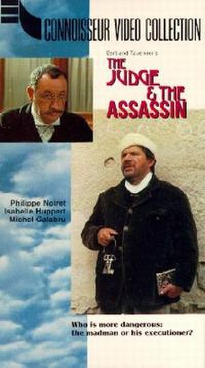 The Judge and the Assassin - Video tape cover
