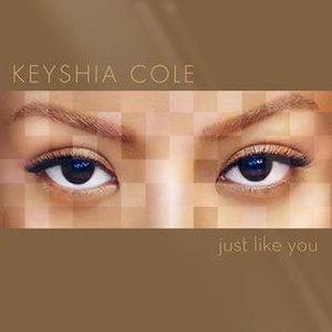 Just like You (Keyshia Cole album) - Image: Just like You (Keyshia Cole album)