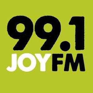 KLJY - Image: KLJY 99.1JOYFM logo