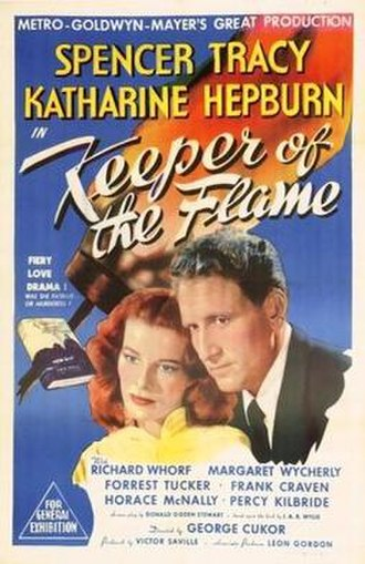 Keeper of the Flame (film) - Image: Keeper of the flame