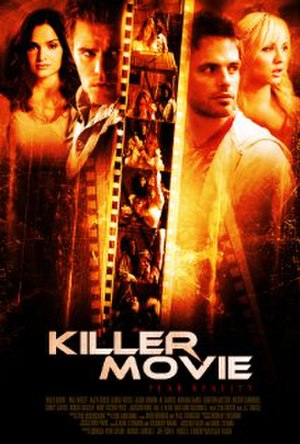 Killer Movie - Theatrical release poster