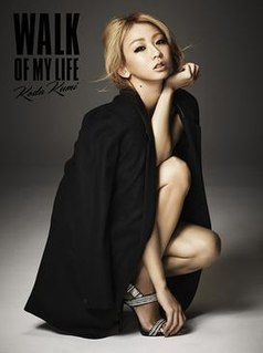 <i>Walk of My Life</i> Koda Kumi album