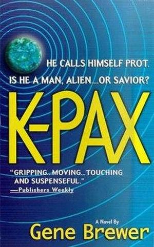 K-PAX - Image: Kpaxnovel