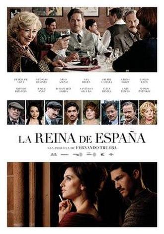 The Queen of Spain - Image: La reina de España