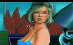 Leisure Suit Larry in the Land of the Lounge Lizards - Fawn in the 1991 remake (PC VGA)
