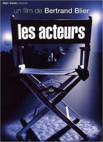 Actors (film) - Film poster