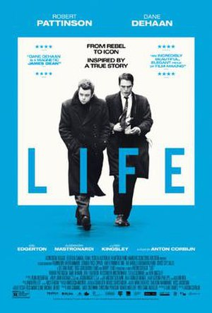 Life (2015 film) - Theatrical release poster