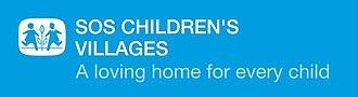 SOS Children's Villages - Image: Logo of SOS Children's Villages UK