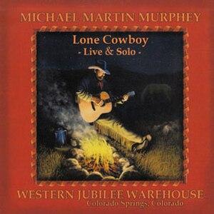 Lone Cowboy - Image: Lone Cowboy Cover